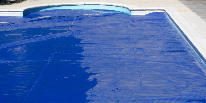 Swimming Pool Covers in Concord, North Carolina